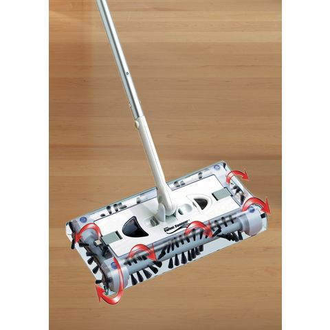 Reserve-accu, Swivel Sweeper