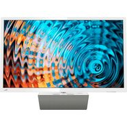 philips 24pfs5863-12 led-tv (60 cm - (24 inch)), full hd, smart-tv weiß