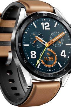 huawei gt horloge (3,53 cm - 1,39 inch) bruin
