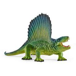 schleich speelfiguur 'dinosaurs, dimetrodon, 15011' groen