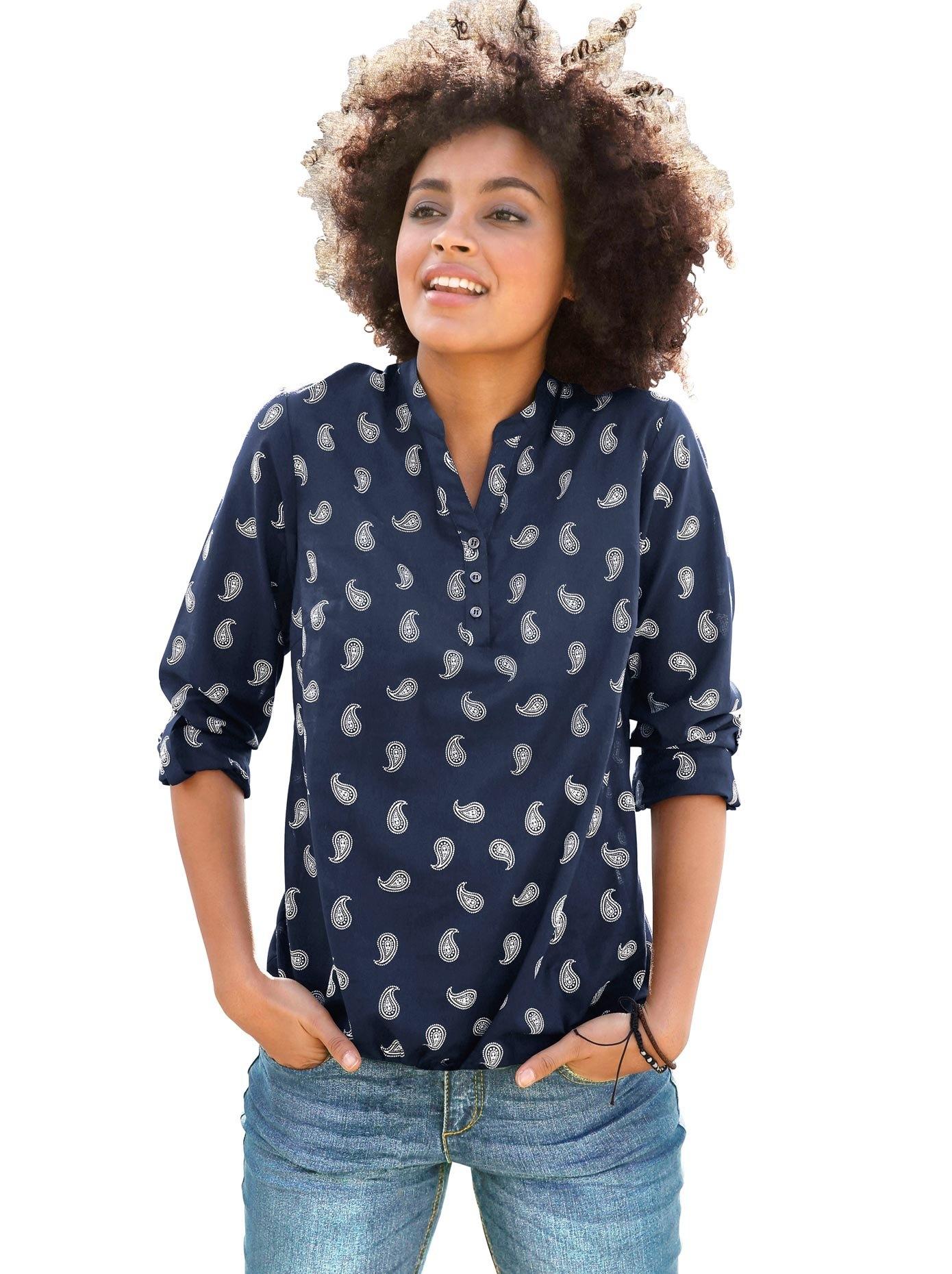 Classic Inspirationen blouse zonder sluiting bestellen: 30 dagen bedenktijd