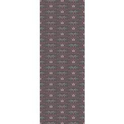 queence vinylbehang »gloria«, 90 x 250 cm, zelfklevend paars