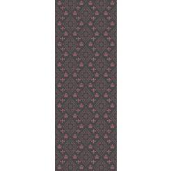 queence vinylbehang »klaudia«, 90 x 250 cm, zelfklevend paars