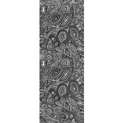 »remi«, 90 x 250 cm, zelfklevend grijs