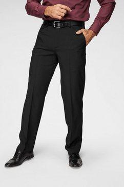 man's world city business pantalon 2. broek in zwart (voordeelset, 2-delig, set van 2) zwart