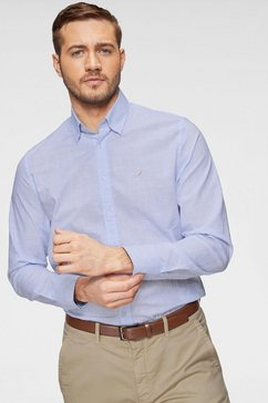 daniel hechter overhemd blauw