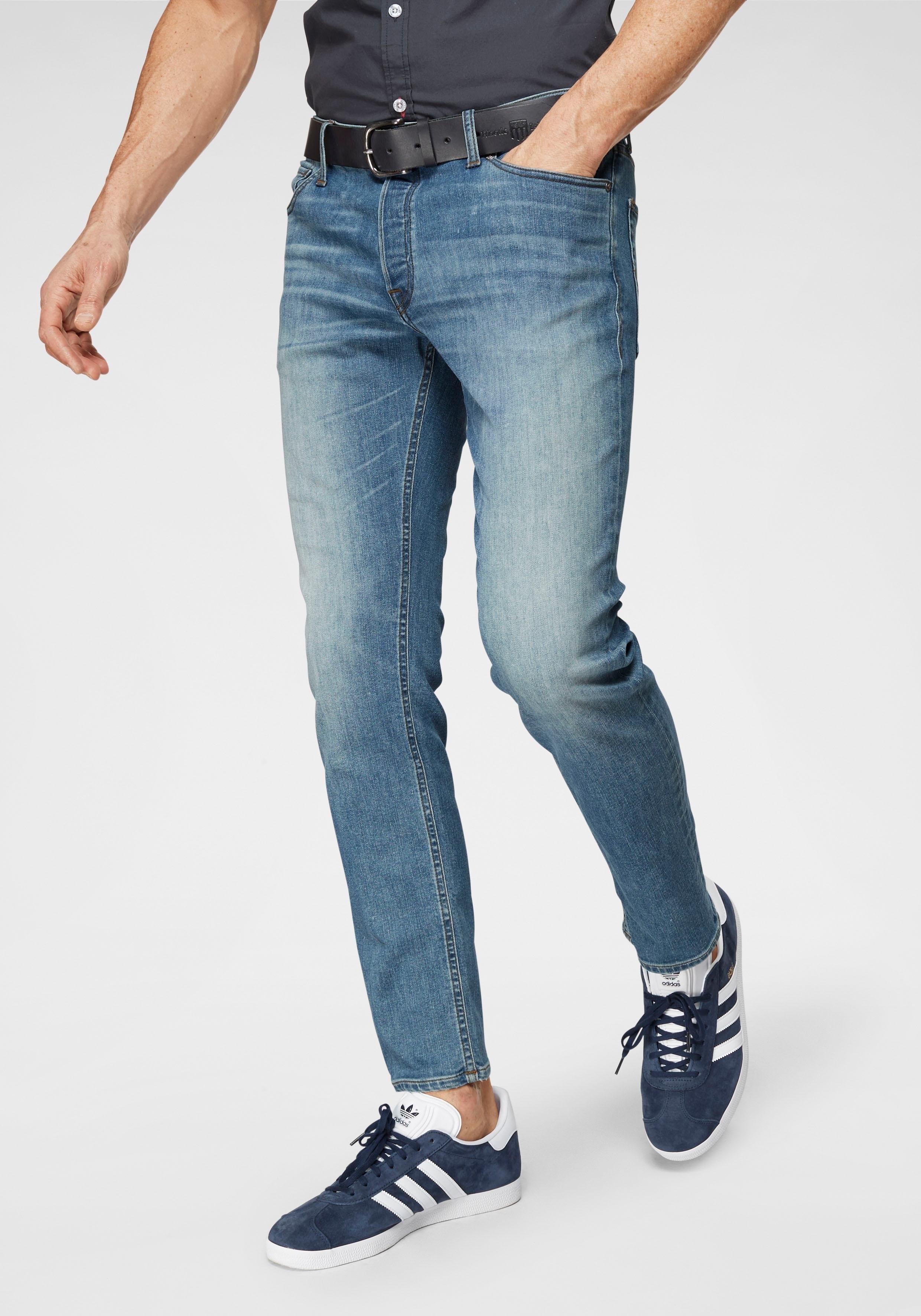 Jack & Jones Slim Fit-jeans »TIM« voordelig en veilig online kopen