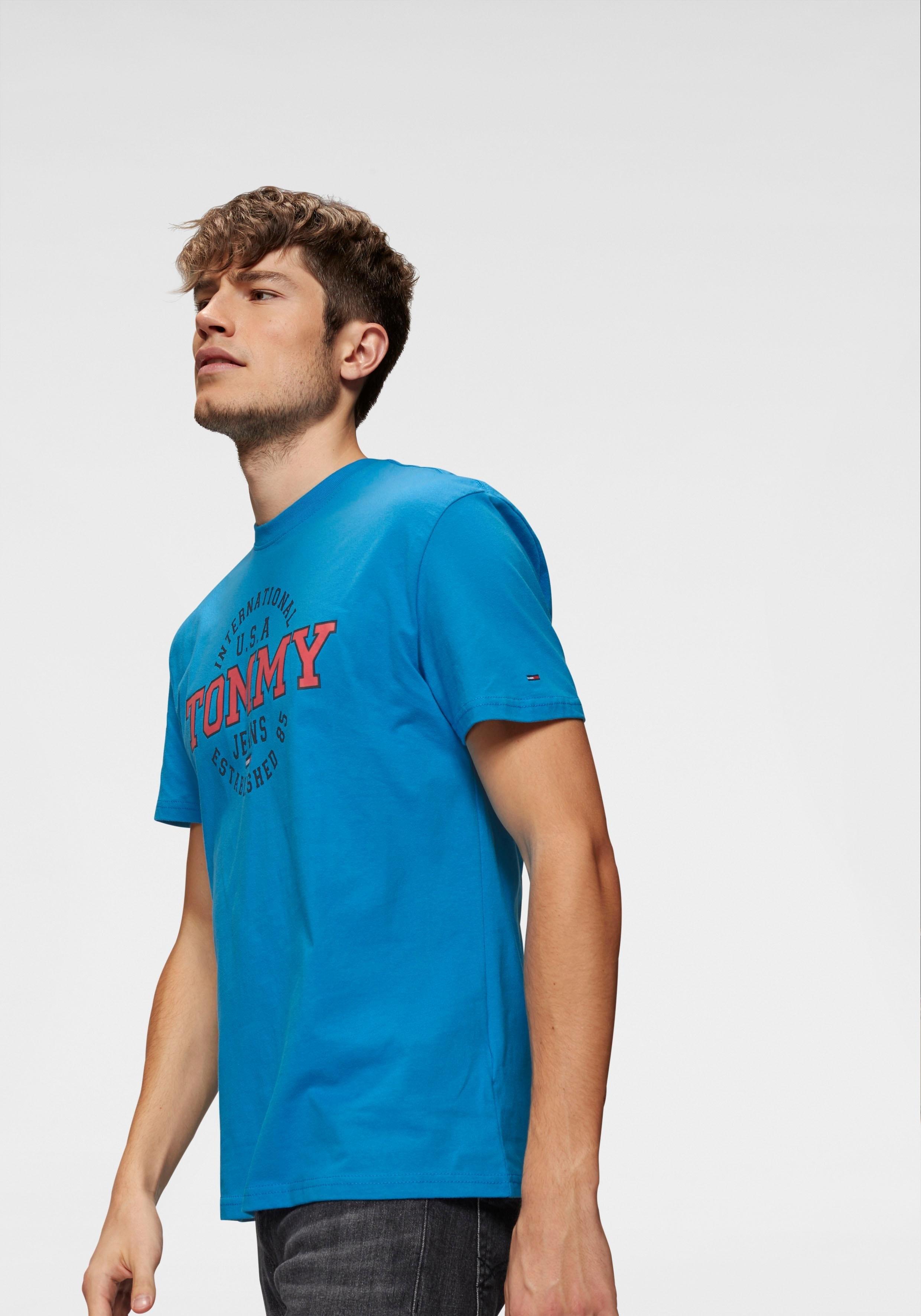 TOMMY JEANS T-shirt »TJM CIRCULAR TEE« - verschillende betaalmethodes