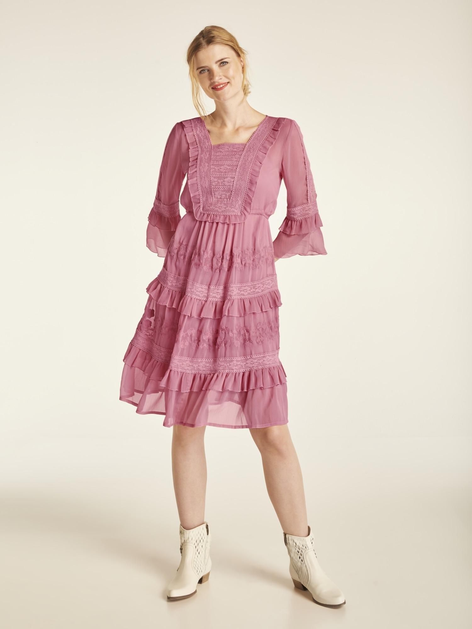 heine Kanten jurk voordelig en veilig online kopen