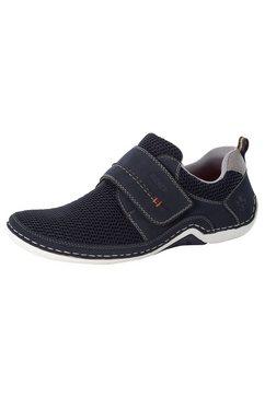 rieker sneakers met soft-foam uitvoering blauw