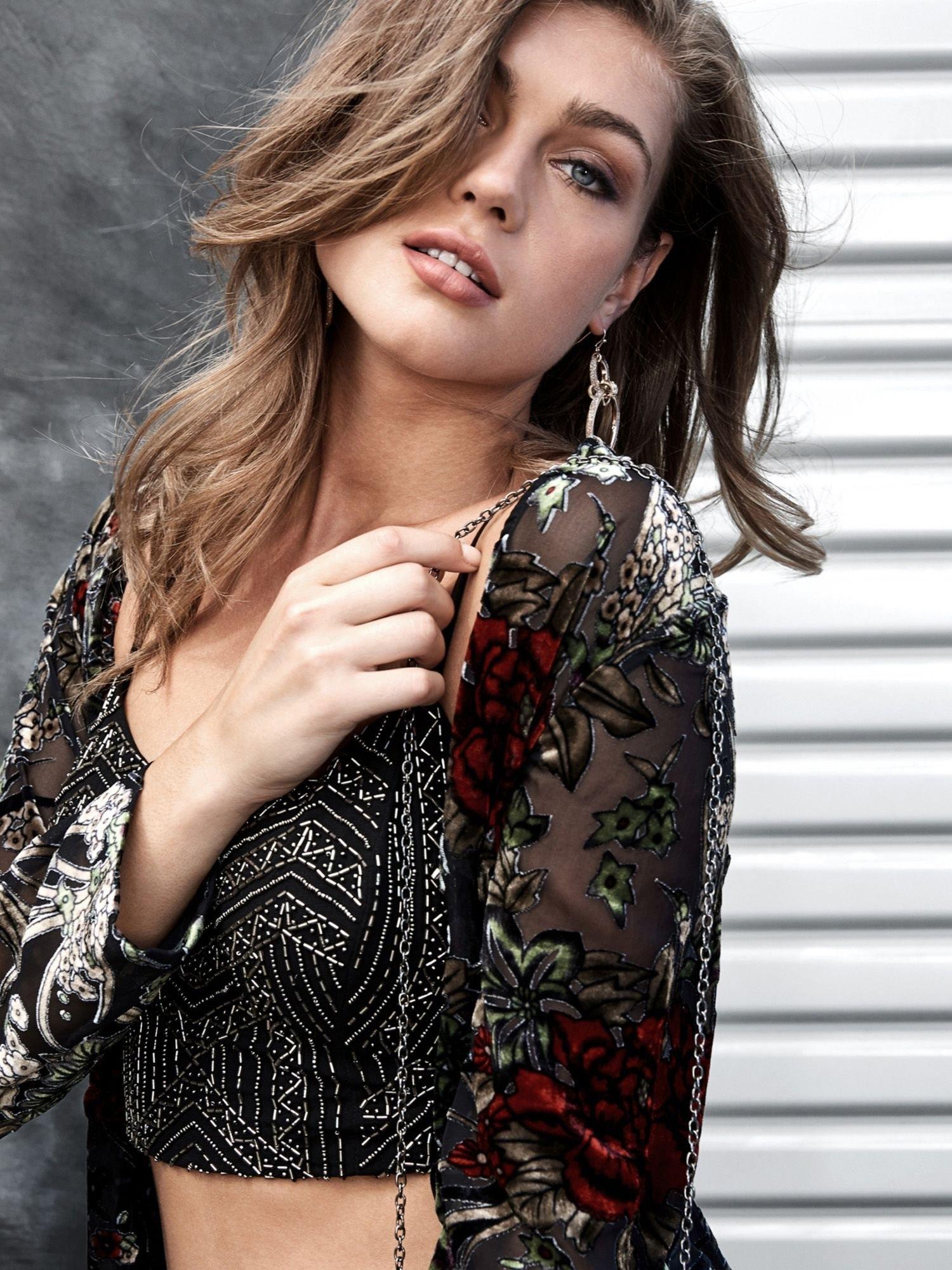 jurk Guess Online Maxi Bestellen 5AqS3cL4Rj