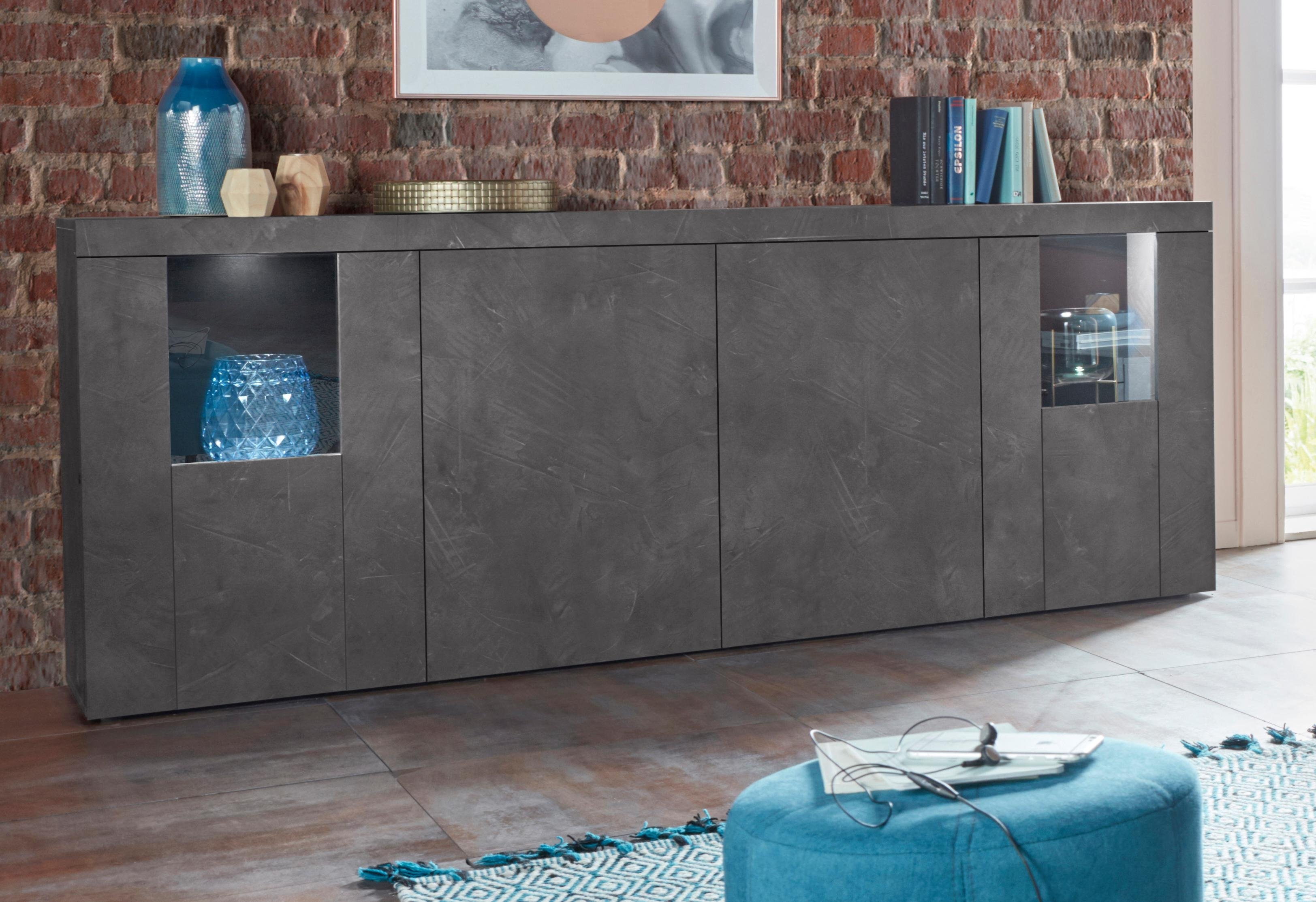 Tecnos dressoir »Slot«, breedte 200 cm nu online bestellen