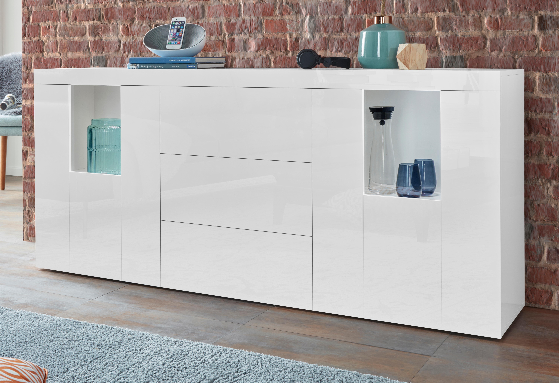 Tecnos dressoir »Slot«, breedte 180 cm veilig op otto.nl kopen