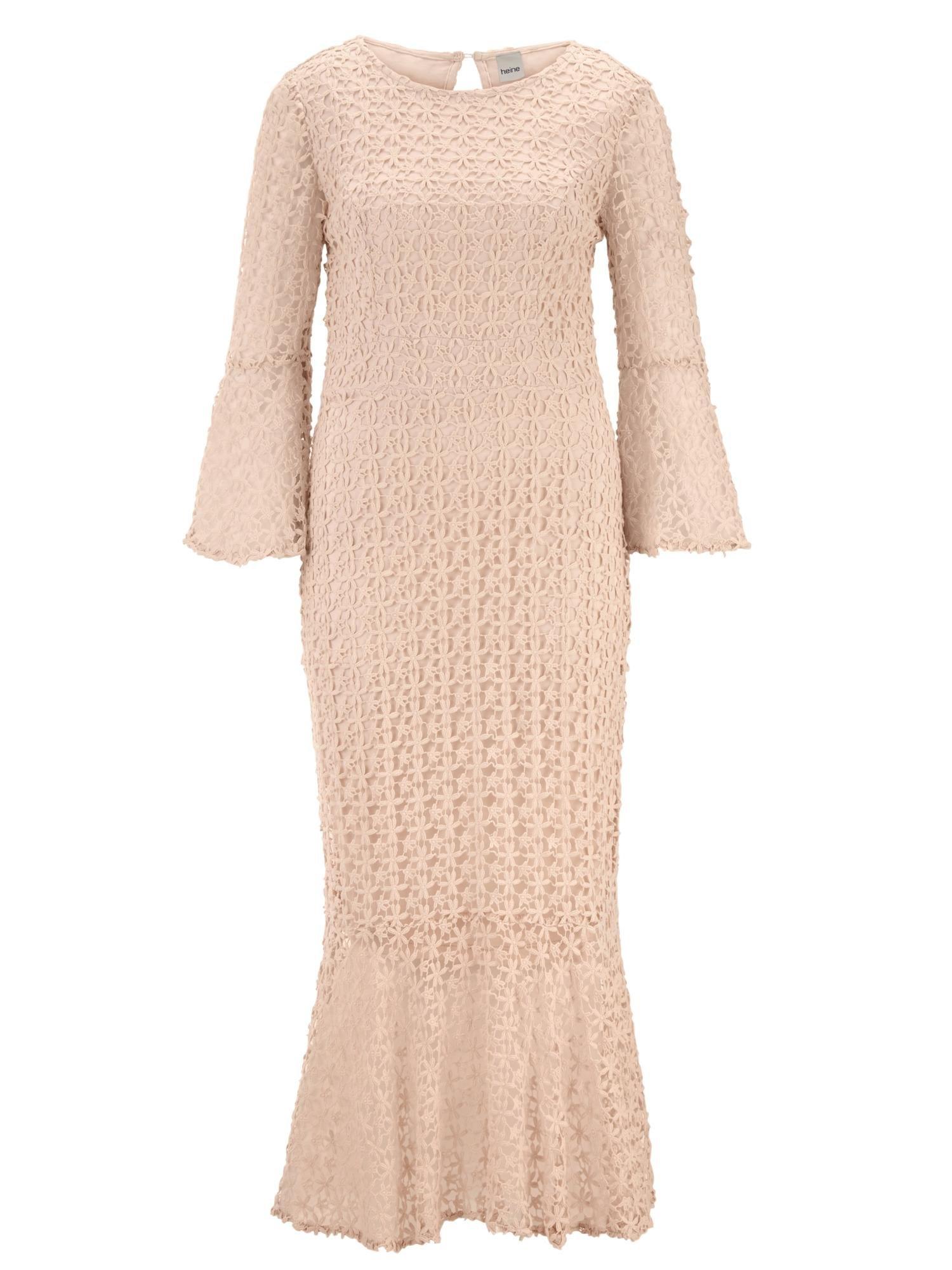 heine Kanten jurk - verschillende betaalmethodes