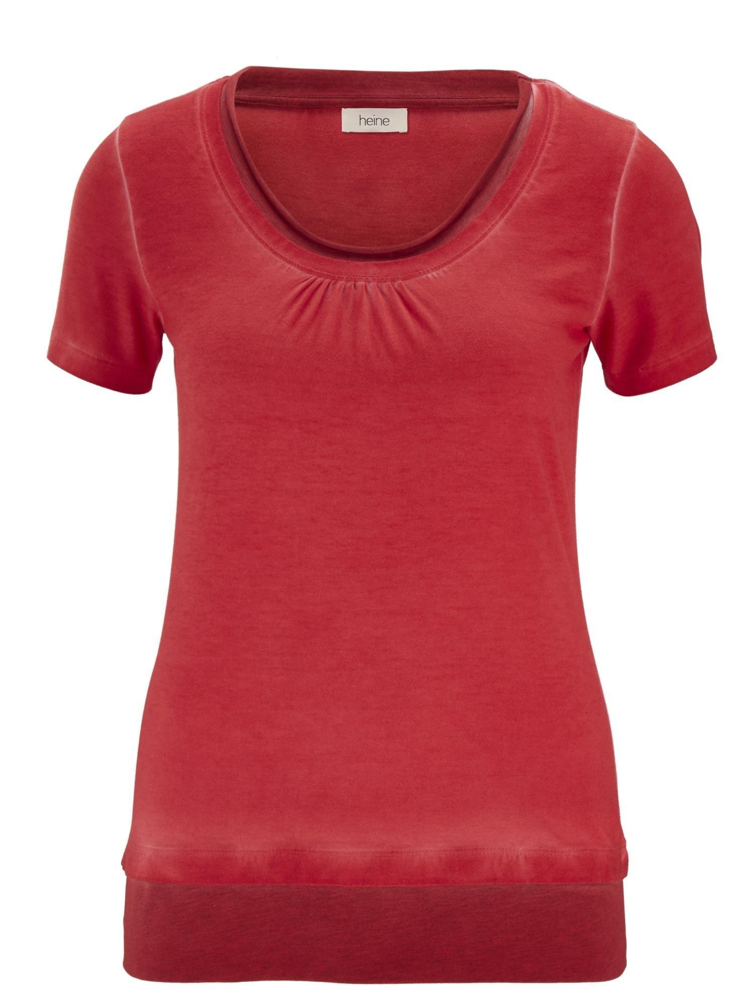 heine Shirt met ronde hals in de webshop van OTTO kopen