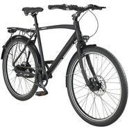performance all-terrain-bike 28 inch, heren zwart