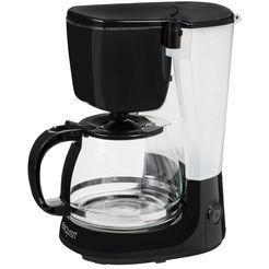exquisit »ka 3101 sw« filterkoffieapparaat zwart