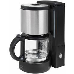 gutfels »ka 8101 swi« filterkoffieapparaat zwart
