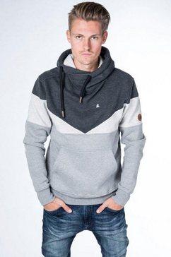alife and kickin hoodie »jasper« grijs