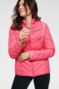clarina licht donsjack (set) roze