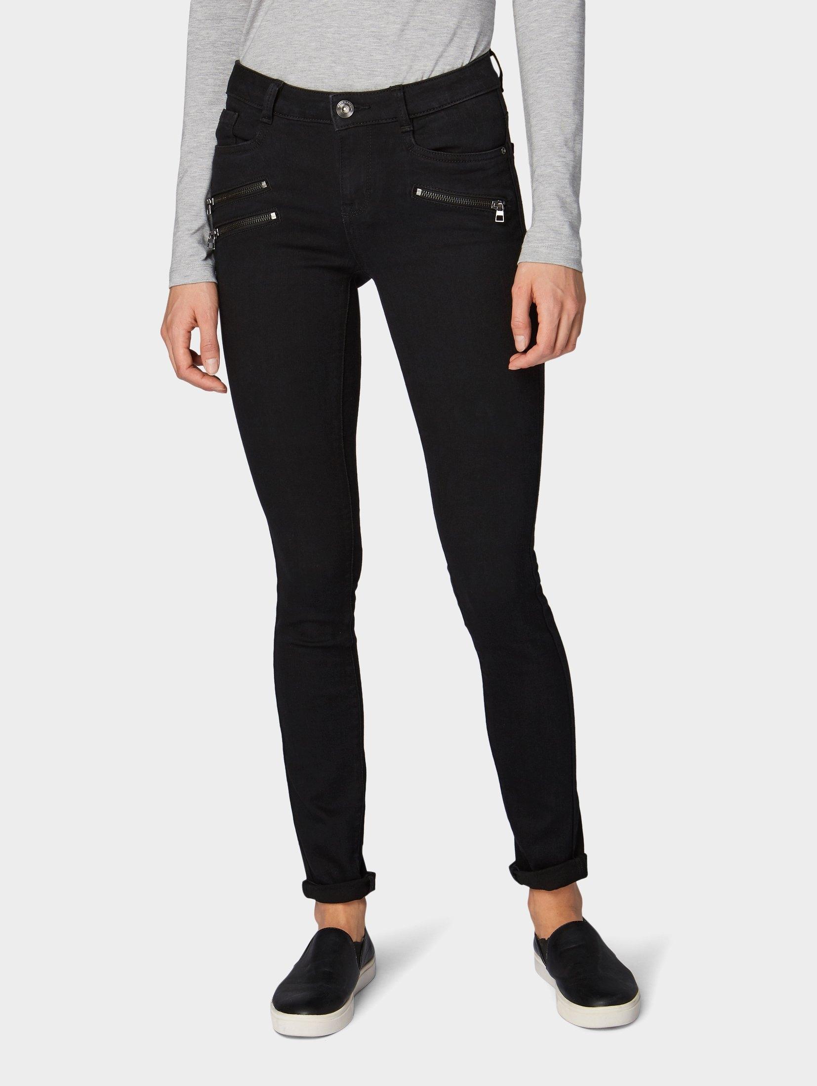 TOM TAILOR skinny fit jeans »Alexa Skinny Jeans« in de webshop van OTTO kopen