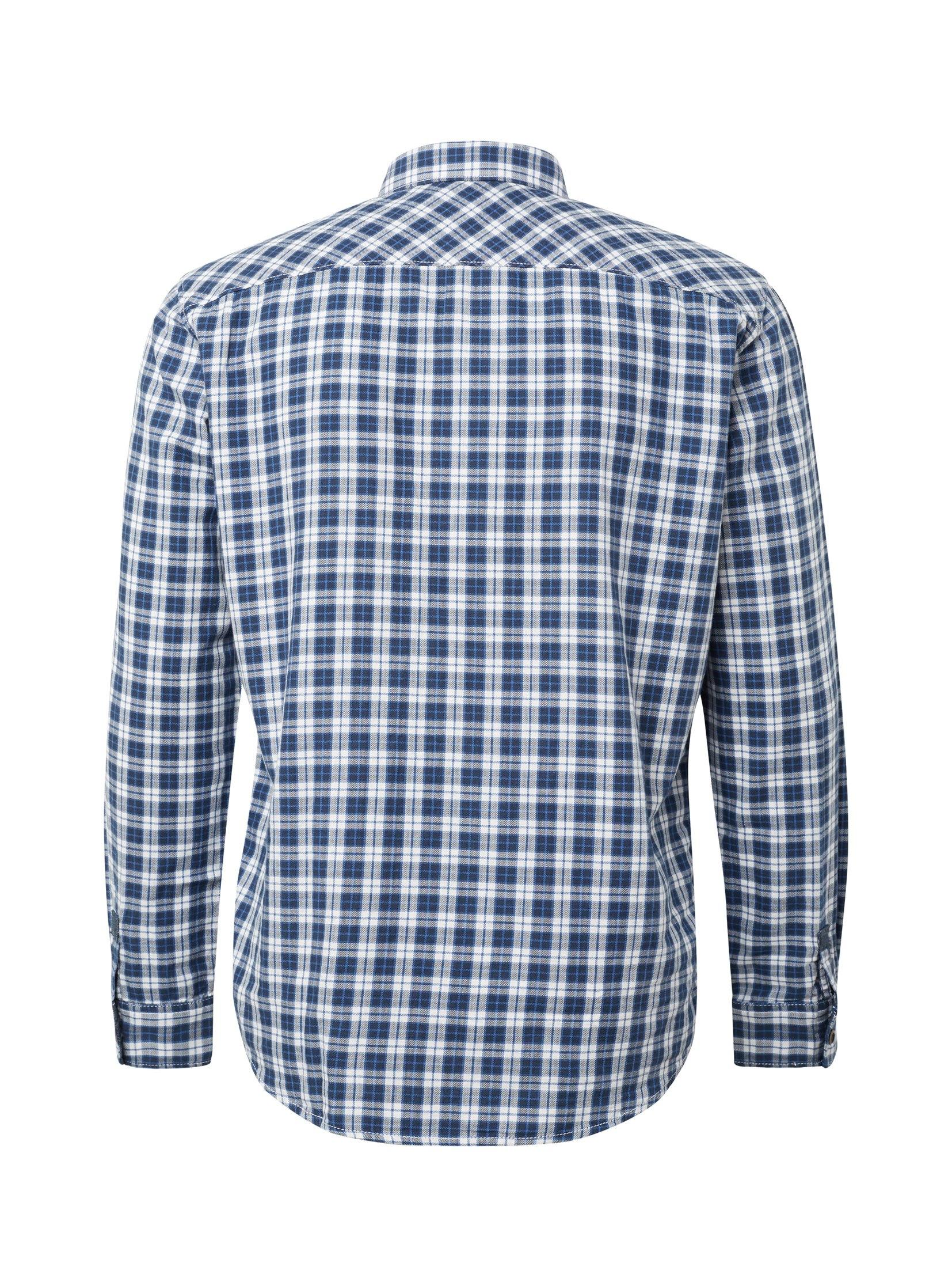 In Tailor De Shop Tom Online Overhemd Overhemdgeruit OkTPXZui
