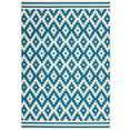 vloerkleed, kayoom, »now! 300«, geweven blauw