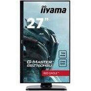 iiyama »g-master gb2760hsu« gaming-ledmonitor (27 inch, 1920 x 1080 pixels, full hd) zwart