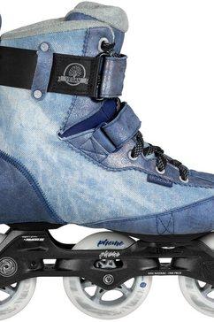 powerslide pheme inlineskates »pheme broadway 90« blauw