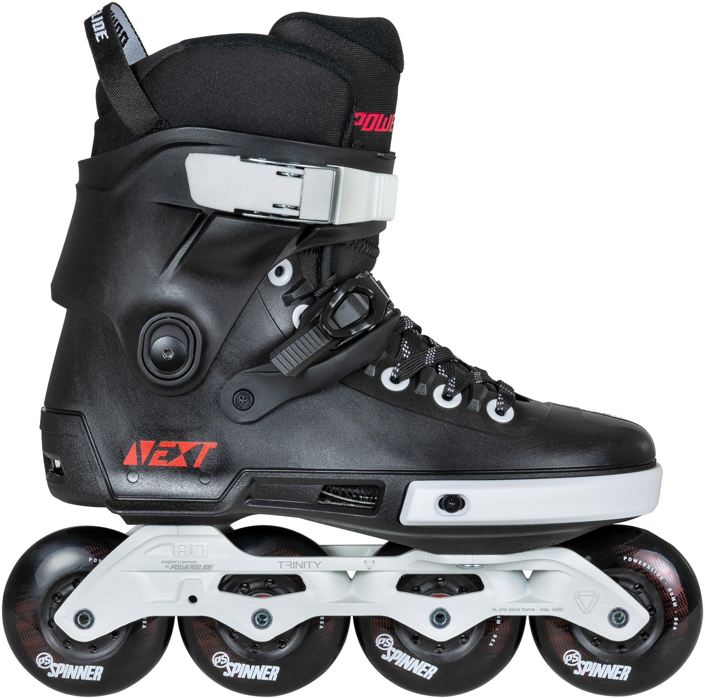 f0029485978 ... Powerslide ONE inlineskates »PS ONE Lancer Men«, Powerslide SWELL  inlineskates »Swell Metallic Black 110«, Powerslide inlineskates »NEXT 100  white«, ...