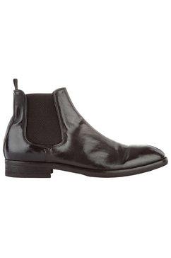 hudson london chelsea-boots »kirchner« zwart