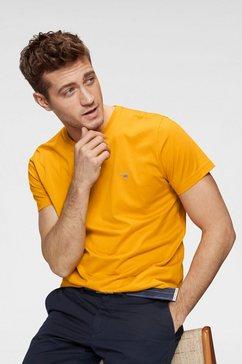 gant t-shirt geel