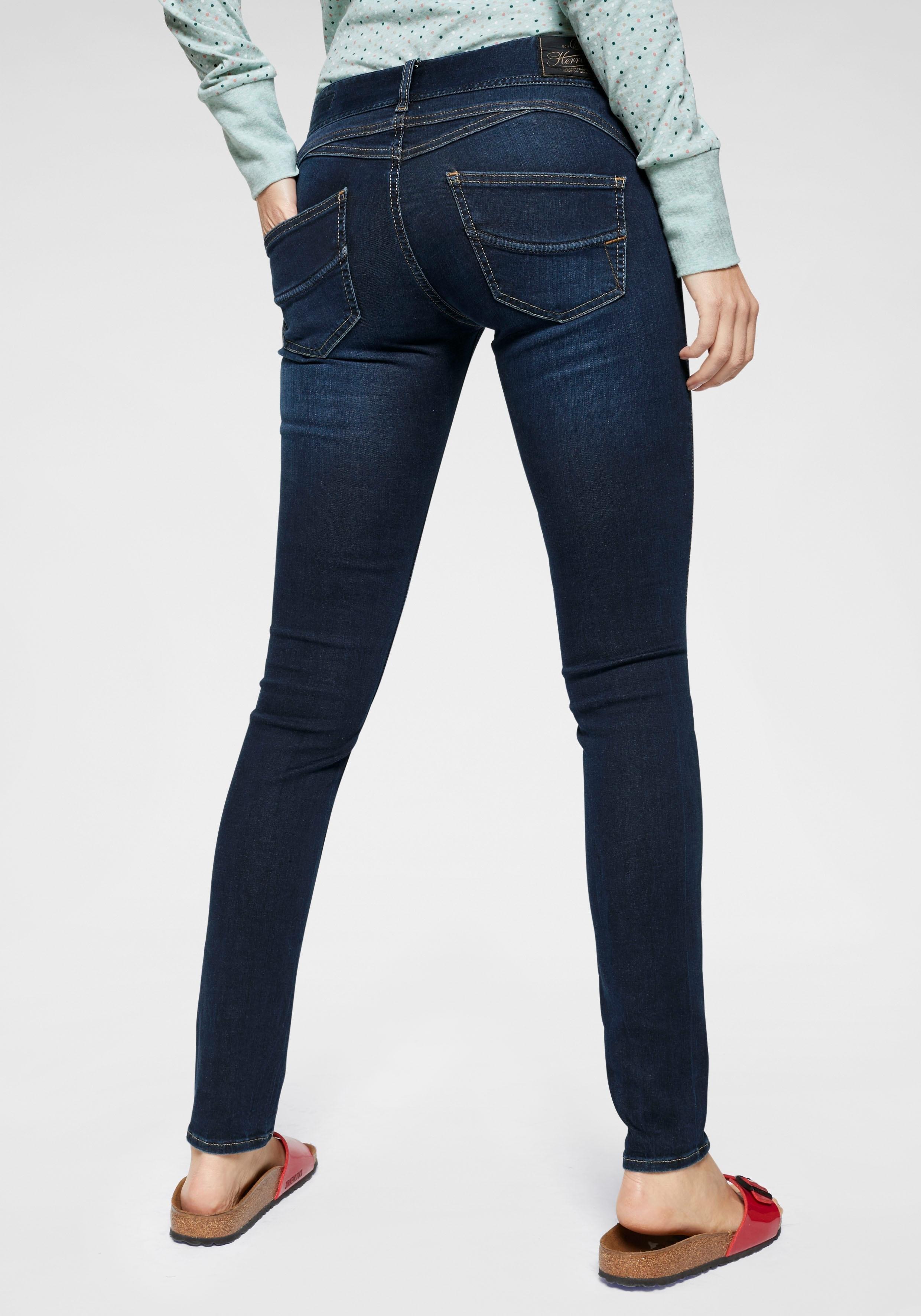 Herrlicher slim fit jeans »GILA SLIM« veilig op otto.nl kopen