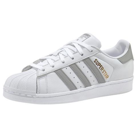 NU 21% KORTING: adidas Originals sneakers Superstar W 1