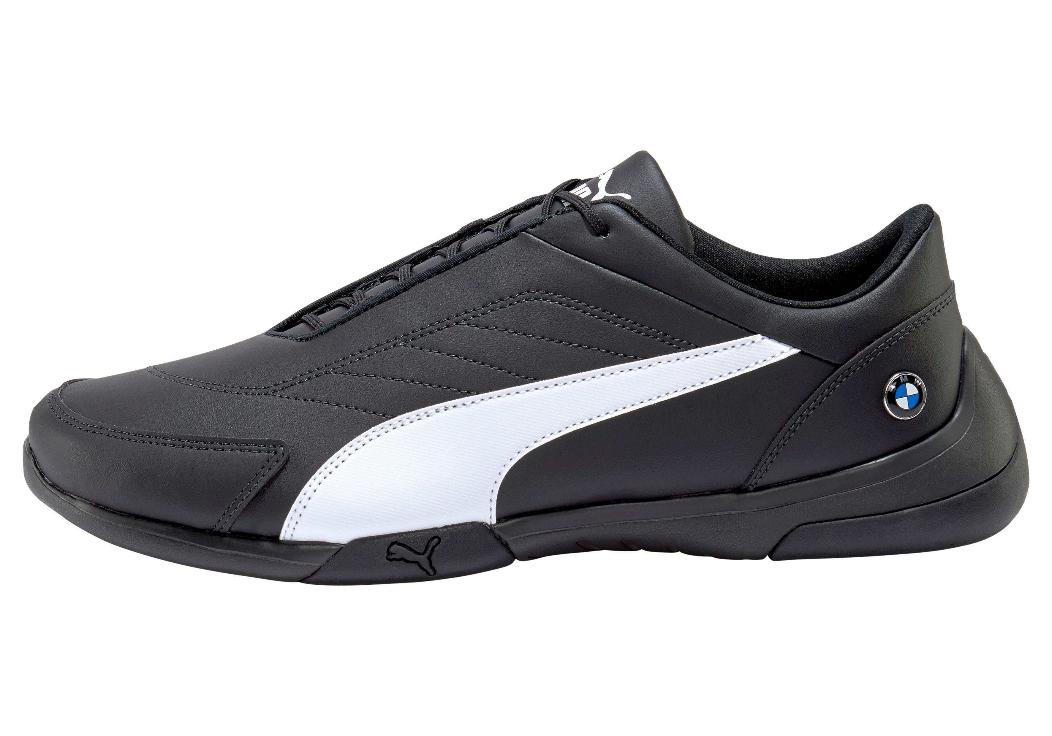 Puma BMW MMS Speed Cat Evo Synth Men Running Shoes Black