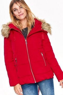 top secret outdoorjacken rood