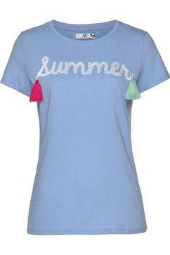 ajc t-shirt blauw
