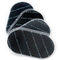 slendertone elektrodenpads male arms electrode pack zwart