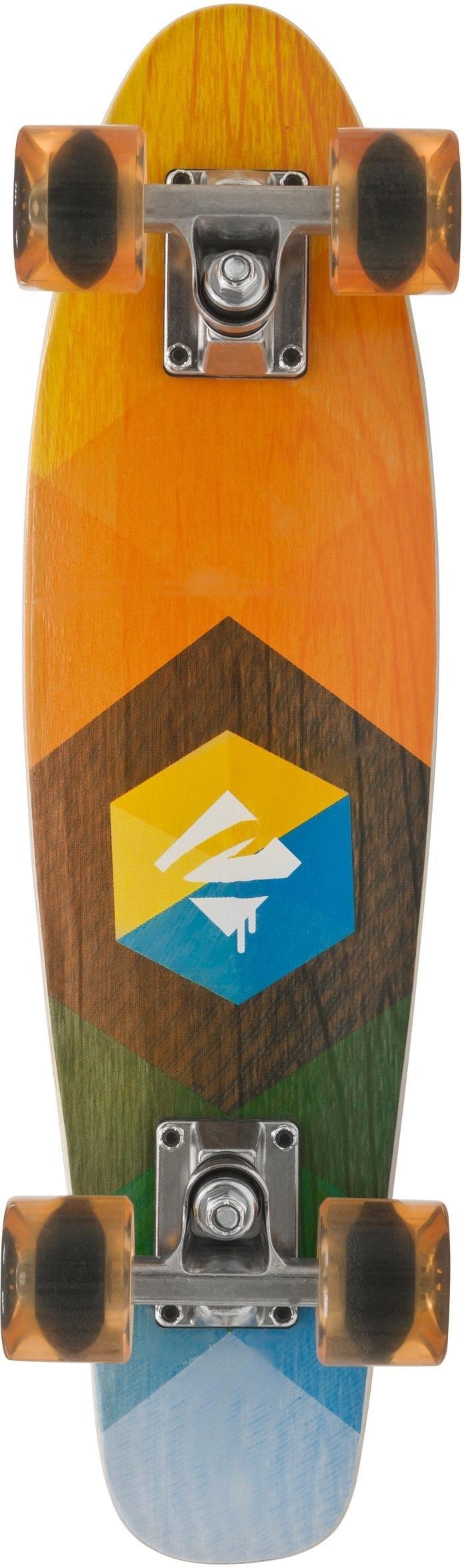 Choke skateboard »Woody Hexagon« voordelig en veilig online kopen