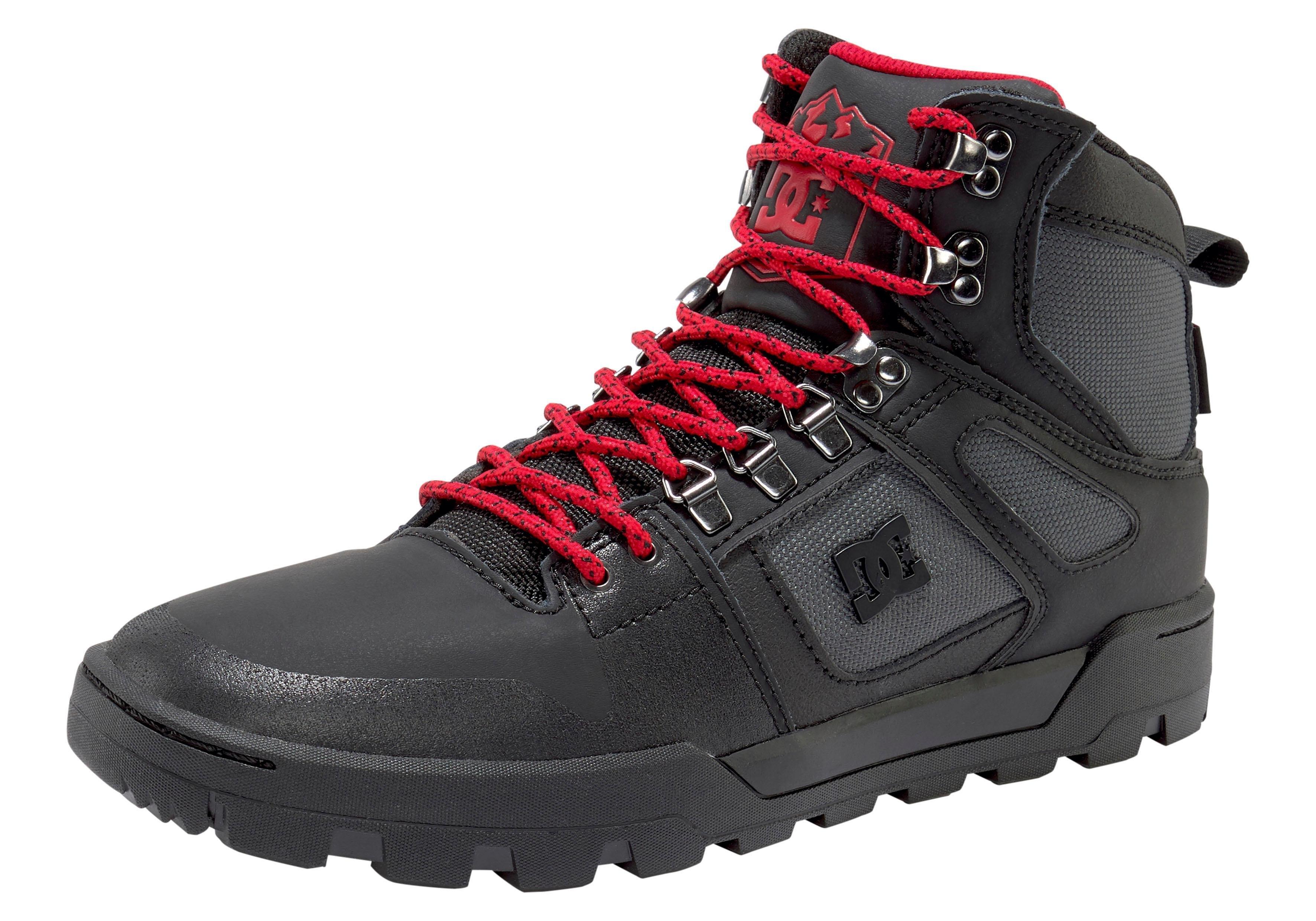 DC Shoes sneakers »PURE HIGH TOP WR B« in de webshop van OTTO kopen