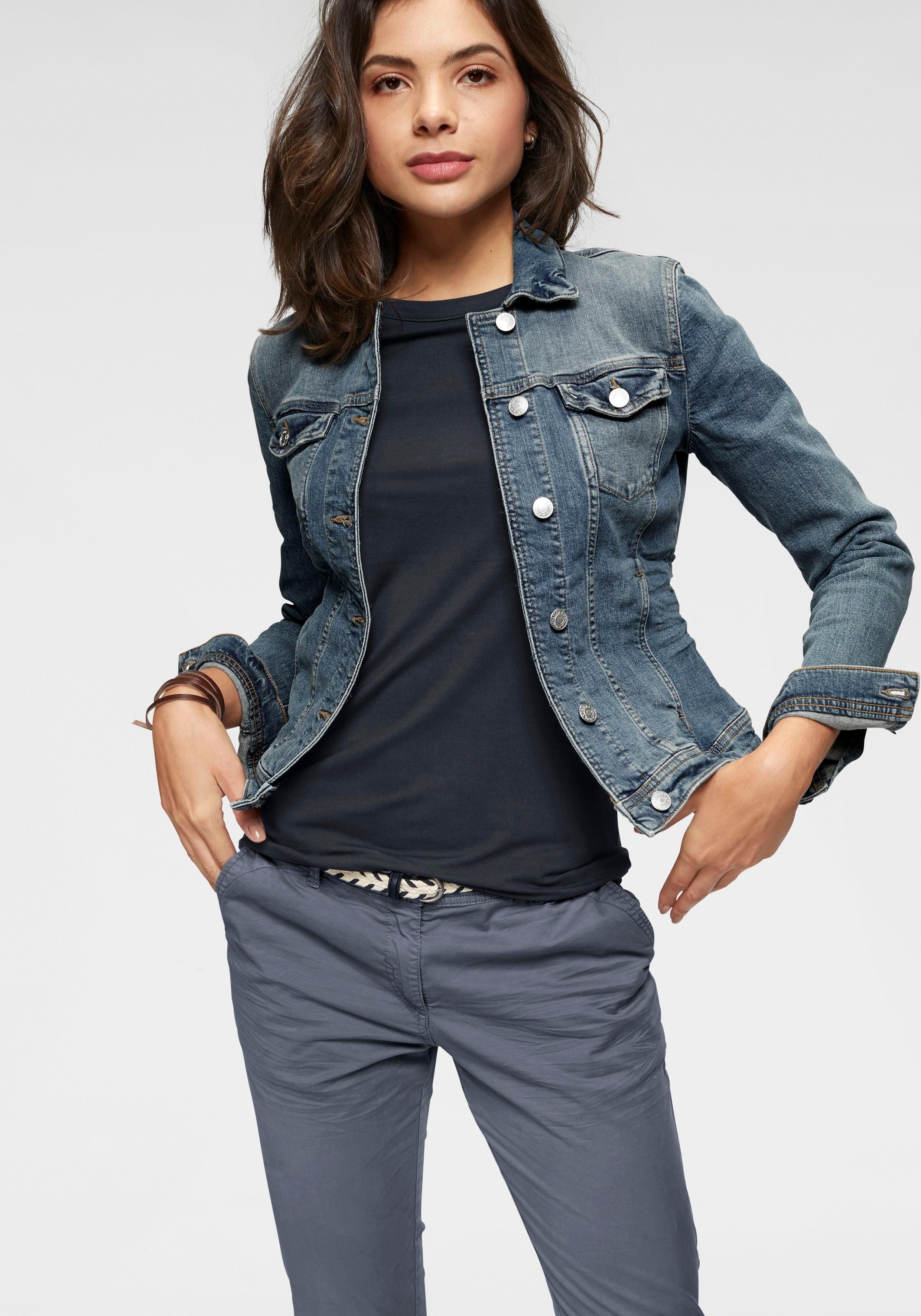TOM TAILOR jeansjack online kopen op otto.nl