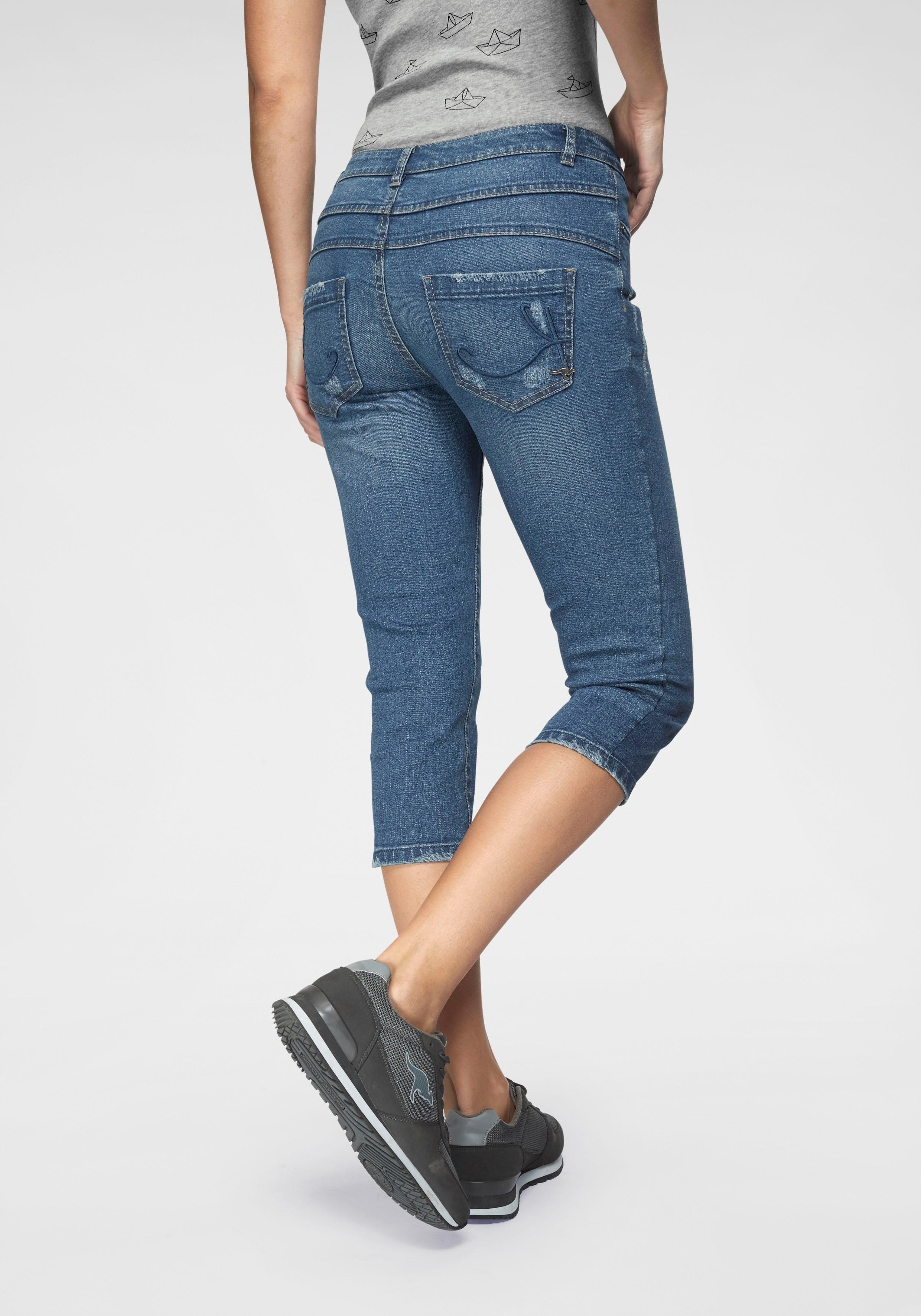KangaROOS capri jeans - verschillende betaalmethodes