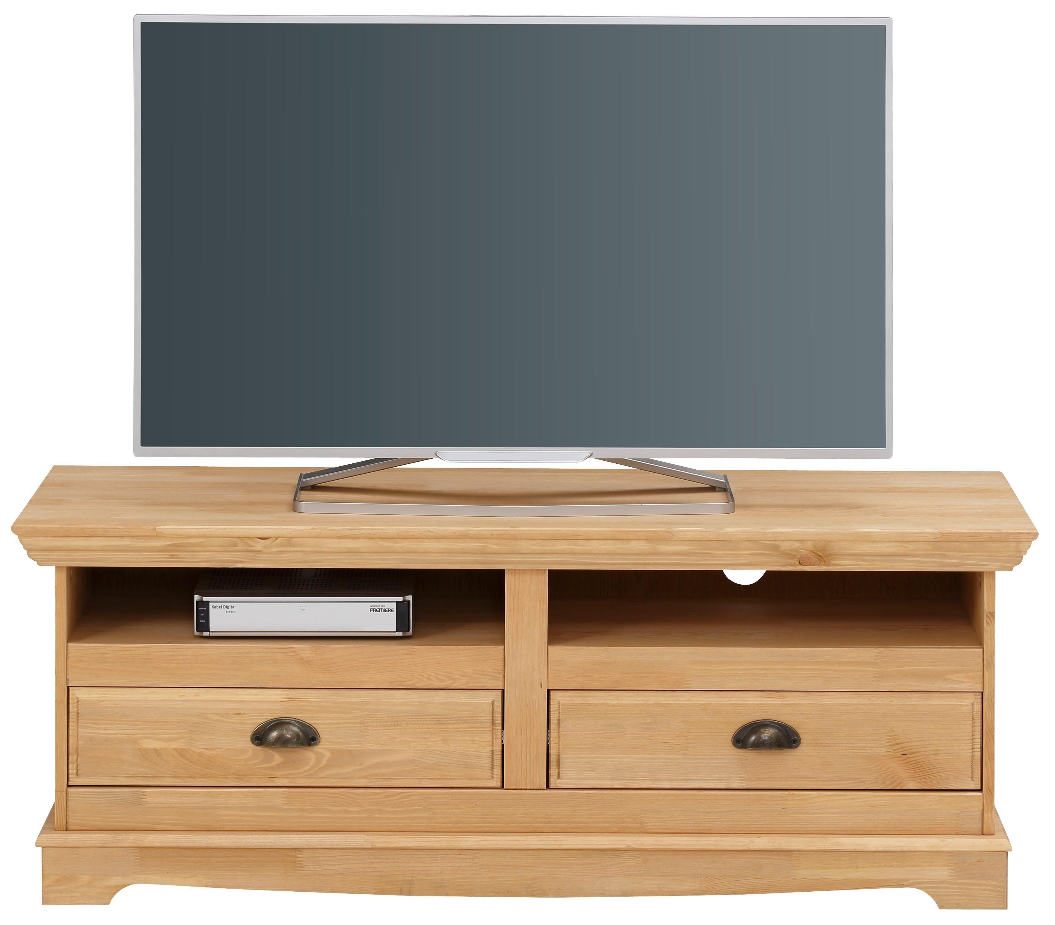 Home affaire tv-meubel EVA van massief grenen, in 2 breedten - gratis ruilen op otto.nl
