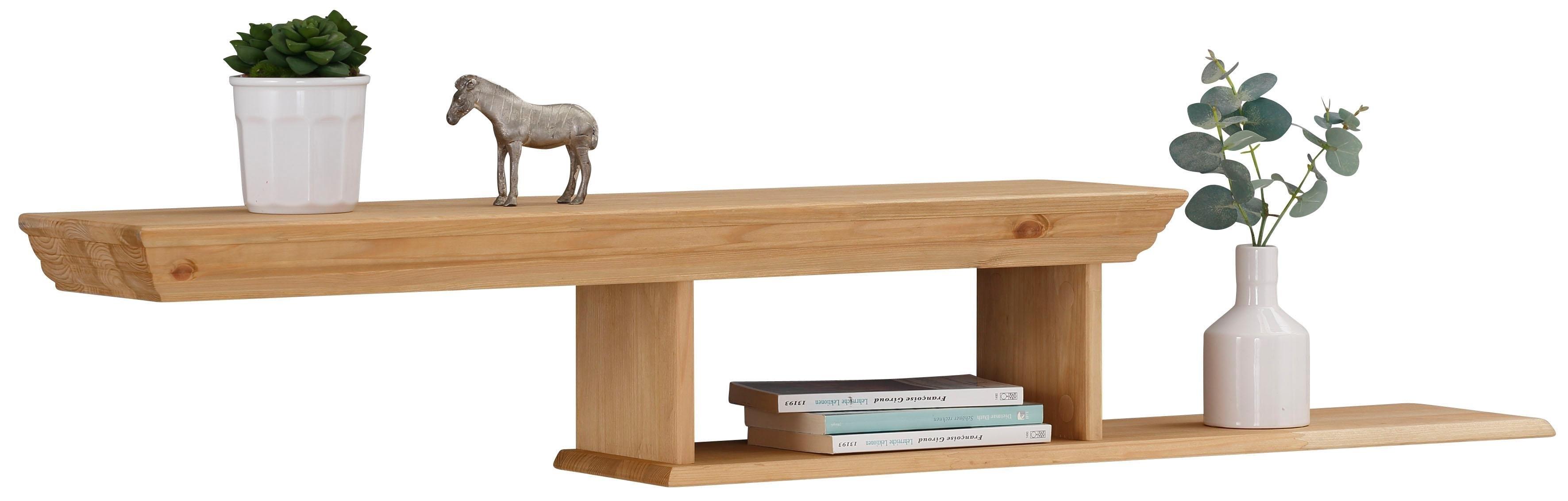 Op zoek naar een Home affaire Wandrek EVA van massief grenen, breedte 129,5 cm? Koop online bij OTTO