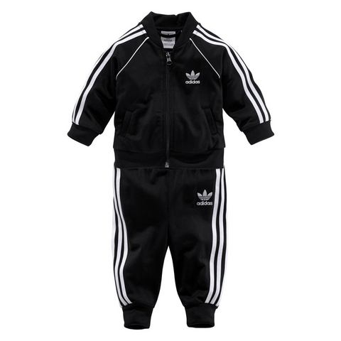 adidas Originals trainingspak SUPERSTAR SUIT (set, 2-dlg.)