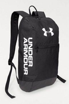 under armour sportrugzak »ua patterson backpack« zwart