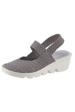 bernie mev sandaaltjes grijs