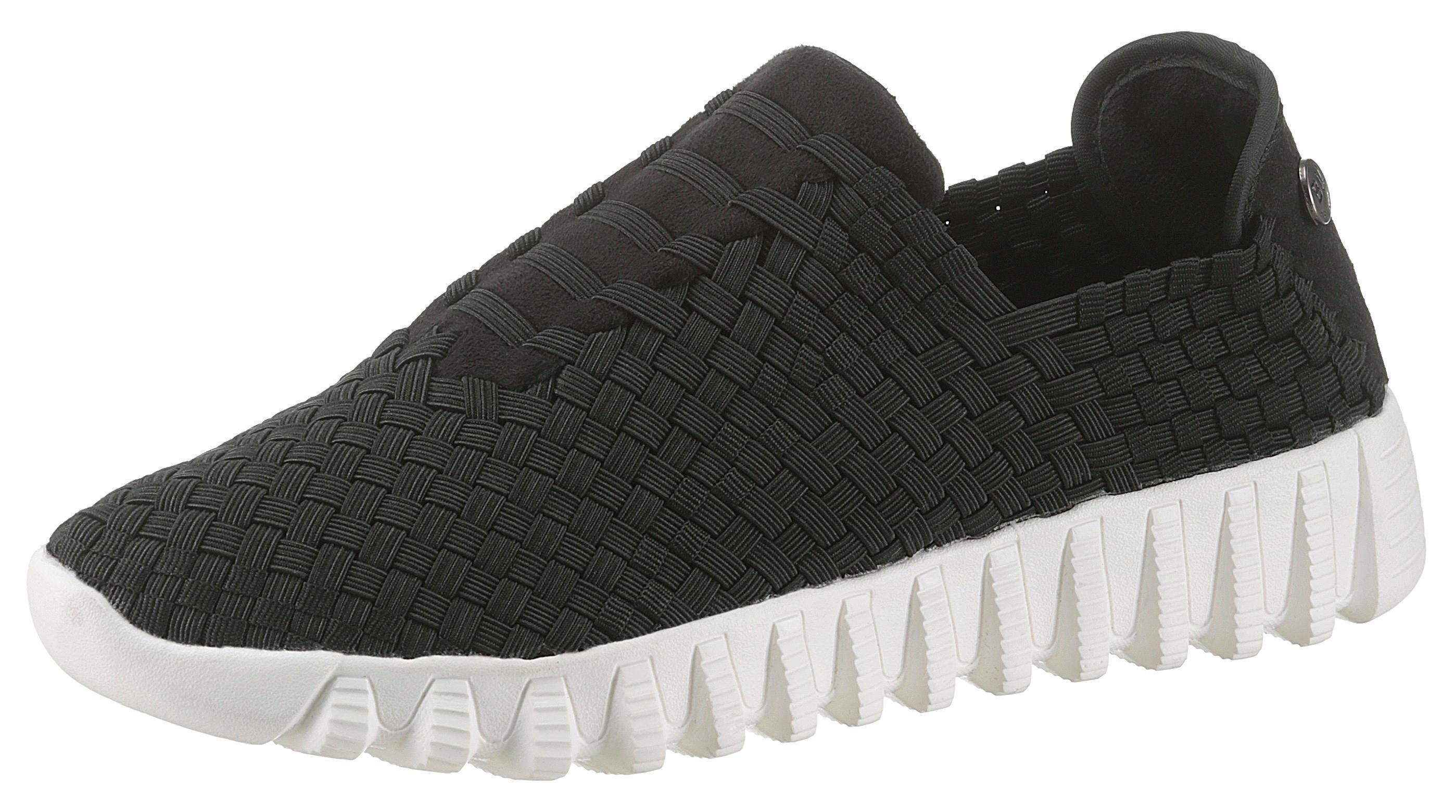 Bernie Mev slip-on sneakers nu online kopen bij OTTO