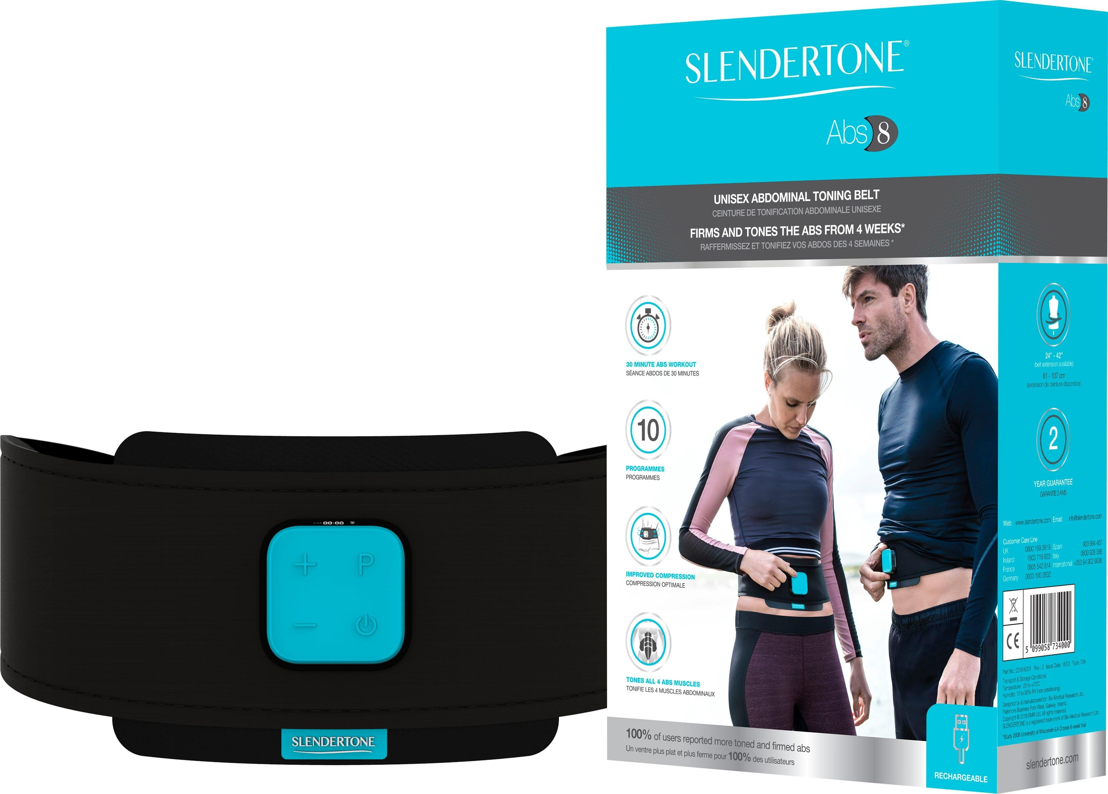 Slendertone EMS-buikspiertrainer »Abs 8« in de webshop van OTTO kopen