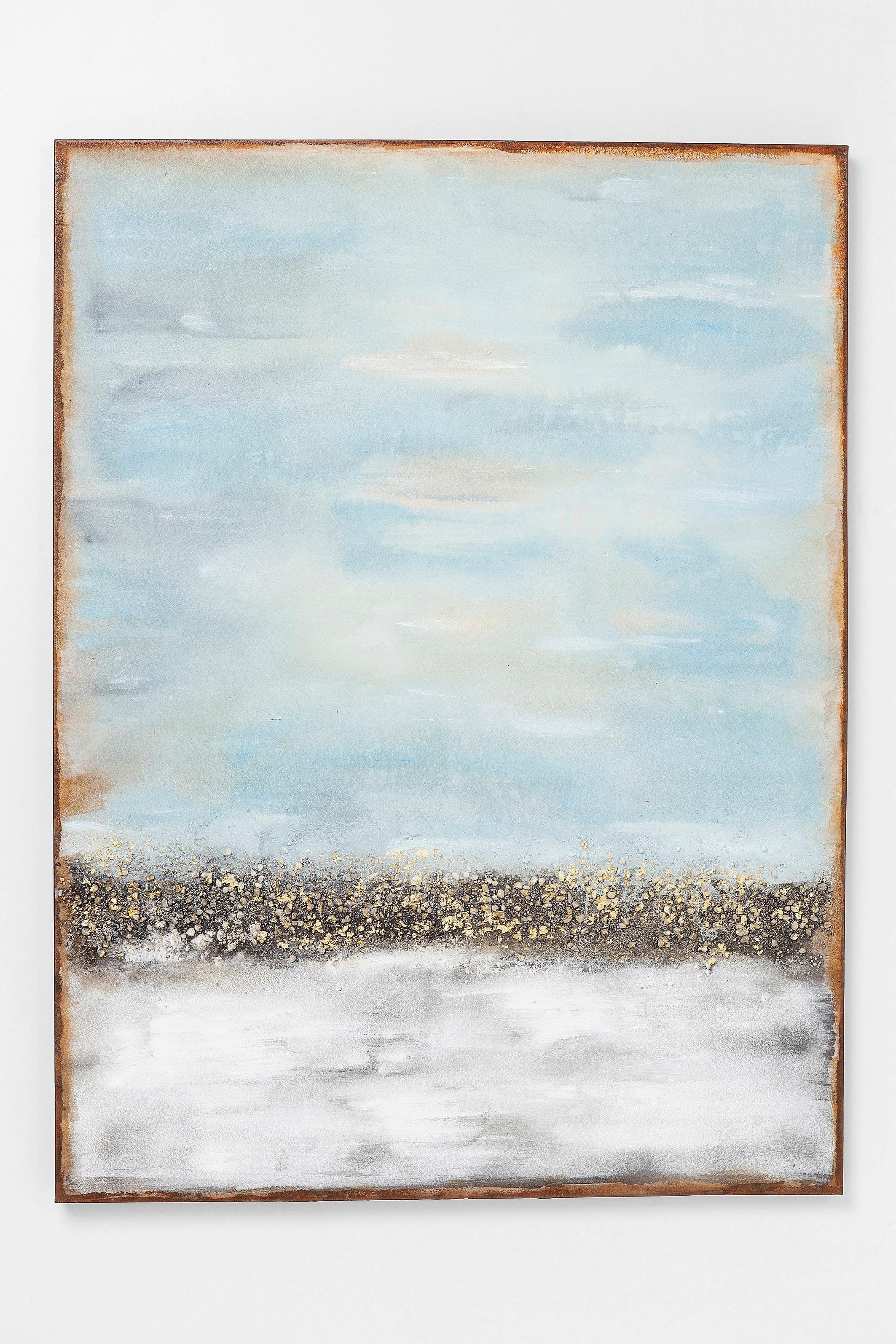 KARE Design KARE olieverfschilderij »Abstract Horizon« online kopen op otto.nl